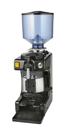 Special Offers - La Pavoni Commercial Coffee Grinder 2.2-Pound Capacity Hopper Multiple Grind Settings Black and Stainless Steel - In stock & Free Shipping. You can save more money! Check It (June 16 2016 at 04:33PM) >> http://dripcoffeemakerusa.net/la-pavoni-commercial-coffee-grinder-2-2-pound-capacity-hopper-multiple-grind-settings-black-and-stainless-steel/