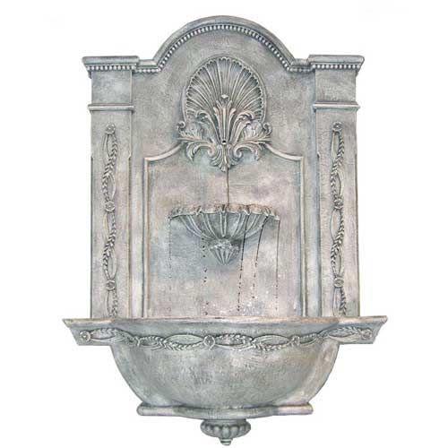 Formal Garden Wall Fountain Craft Tex Ladybug Outdoor Fountains Outdoor Living Outdoor $260.06 Bellacor