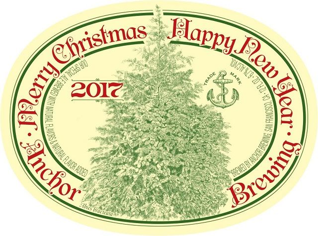 Kicking off the 12 Beers of Christmas with Anchor's Our Special Ale #beer #craftbeer #party #beerporn #instabeer #beerstagram #beergeek #beergasm #drinklocal #beertography