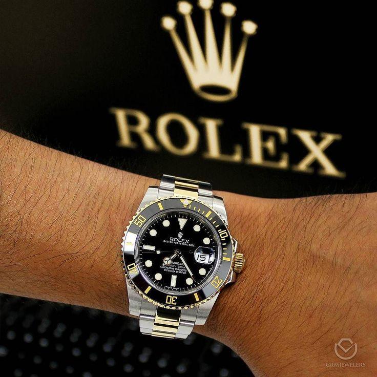Rolex Sub 2-Tone Embrace the Crown Gents [see our stories for more]    @instagram @selenagomez @taylorswift @arianagrande @beyonce @kimkardashian @justinbieber @cristiano @kyliejenner @kendalljenner @nickiminaj @therock @nike @natgeo @neymarjr @khloekardashian @katyperry @leomessi