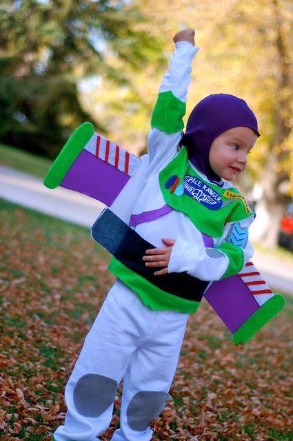 Buzz Lightyear Costume by Fancy Me, via Flickr
