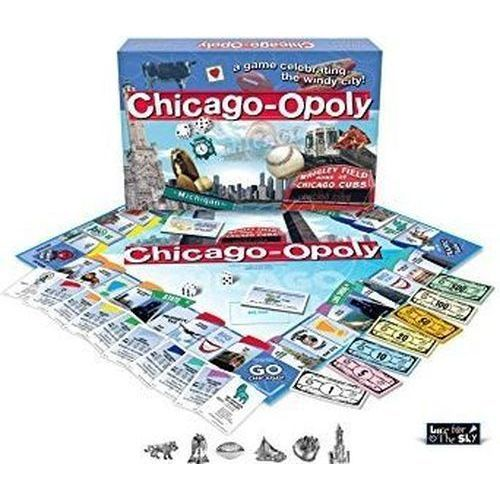 Chicagoopoly | Chicago Gifts