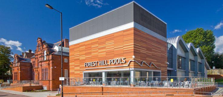 Forest Hill Pools, London Borough of Lewisham @