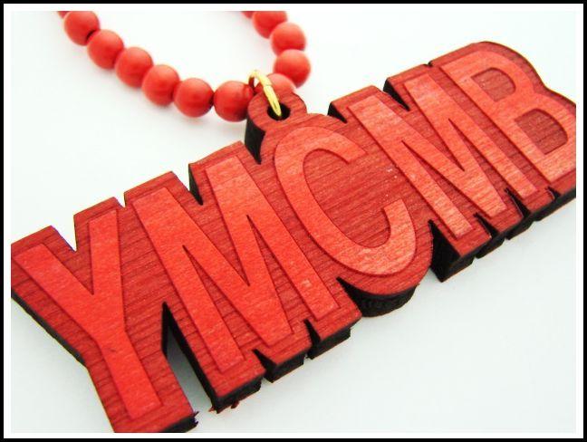 【NECKLACE】【WOOD】ウッド製 YMCMB レッド【YMCMB】【lil wayne】【リル・ウェイン】【ヒップホップ】【アクセサリー】【ネックレス】【赤】【black】【YUNG MONEY】【ヤング・マネー】【USA】【cash money】【キャッシュ・マネー】【プレゼント】【あす楽】【楽天市場】
