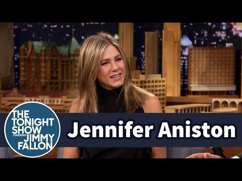 Jimmy Fallon Is Jealous of Jennifer Aniston's Trips with Jimmy Kimmel - YouTube