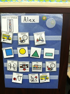 The Autism Classroom Project: Visual Schedules