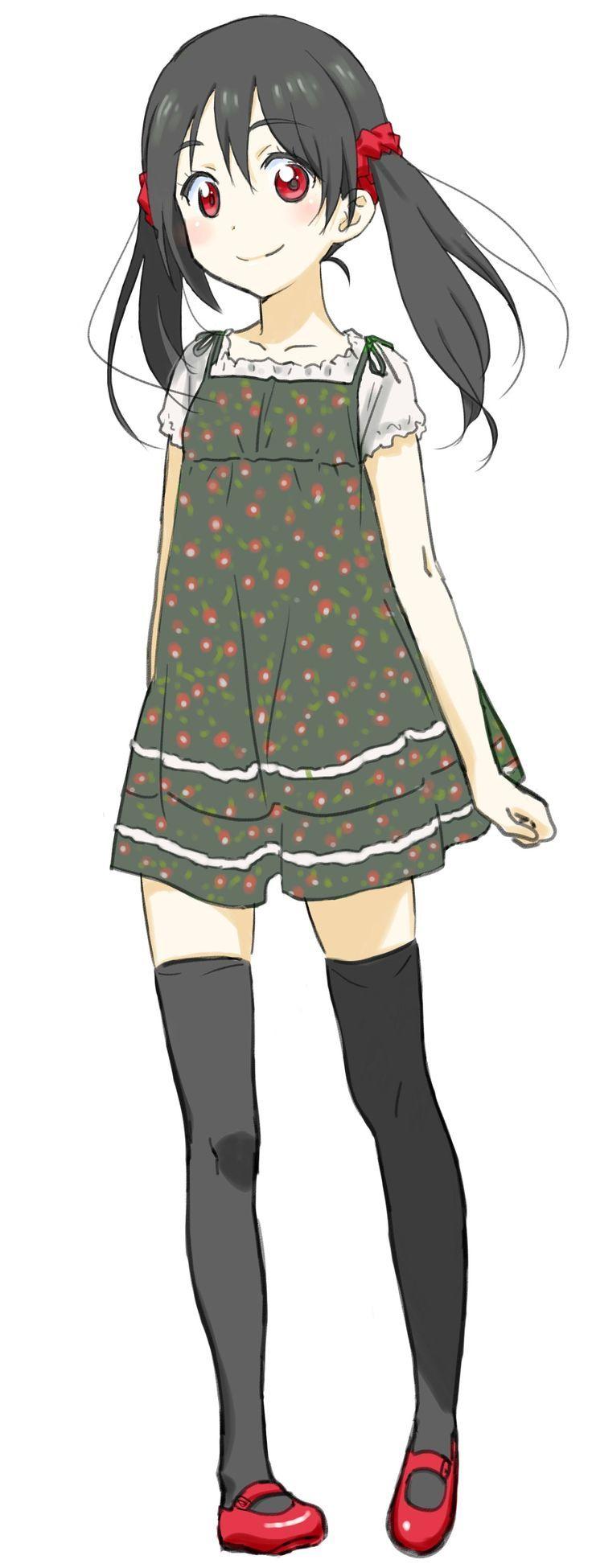 Tải hinh anime Cute girl 506 avatar 1 tấm Ảnh