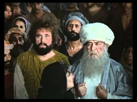 Jézus élete Lukács evangéliuma alapján.avi - YouTube