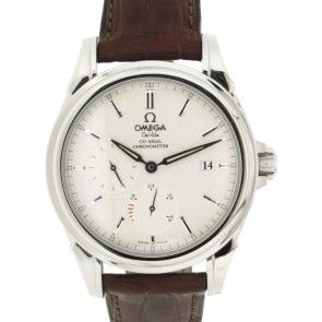 DE VILLE CO-AXIAL POWER RESERVE 4832.40.31, STAINLESS STEEL 39mm