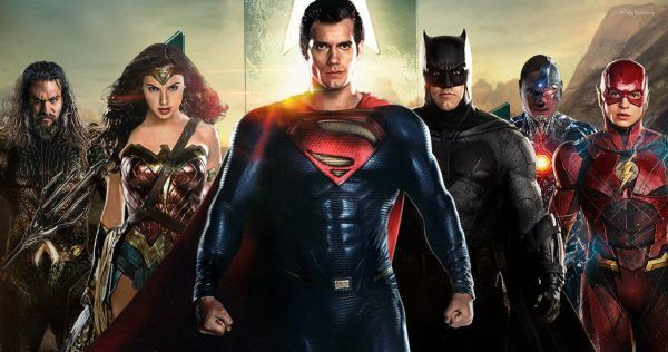 Watch The Suiting Up Trailer For JUSTICE LEAGUE