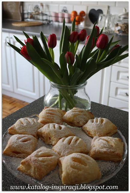 Katalog inspiracji: Ciasto francuskie dla niespodziewanych gości