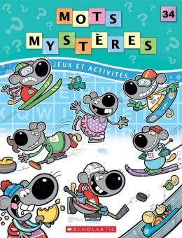 Ces cahiers proposent des activités amusantes comme des mots mystères, des points à relier, des coloriages et des jeux d'observation. Des heures de plaisir assurées et une excellente façon d'enrichir son vocabulaire!