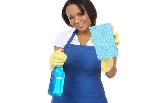 Antimuffa fai da te con bicarbonato e acqua ossigenata