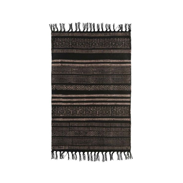 Stack Rug 60x90cm £22. - RoyalDesign.co.uk