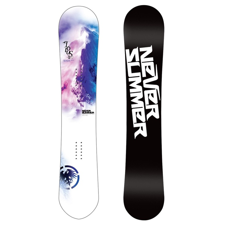 Never Summer Lotus Snowboard - Women's 2013