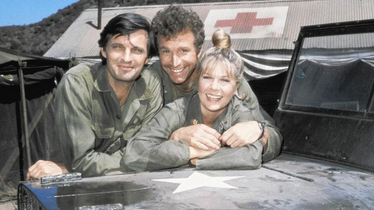 "Wayne Rogers, whose Trapper John McIntyre on ""MASH"" was among the most beloved characters on one of the most popular TV shows of all time, died Thursday. He was 82.The actor was surrounded by family when he died in Los Angeles of complications from pneumonia, said his publicist and longtime friend, Rona Menashe. Rogers' Army surgeon Trapper John teamed with Alan Alda's Hawkeye Pierce to form one of the most beloved duos in TV history."