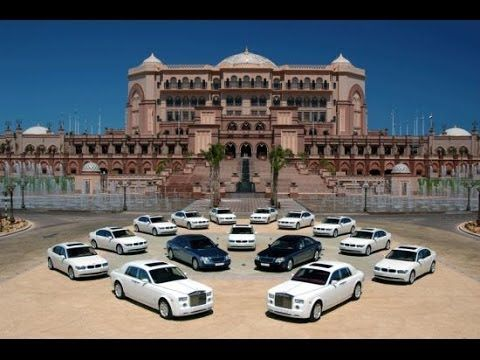 awesome WORLDS MOST EXPENSIVE HOTEL - EMIRATES PALACE in ABU DHABI - LUXURY TRAVEL Inside TOUR - video