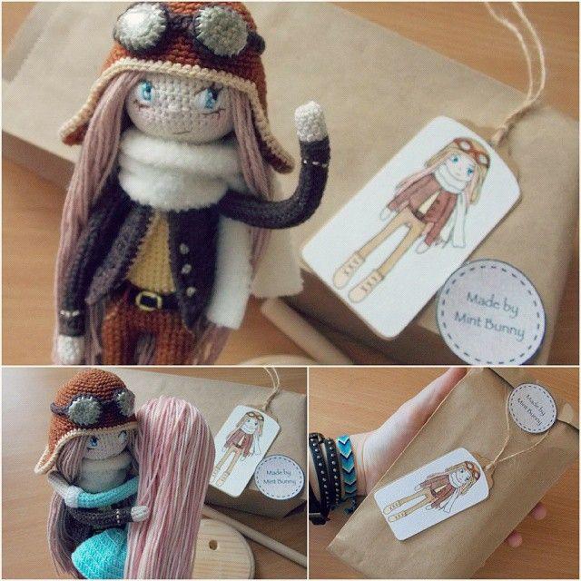 ♡ Yulia, happy dollmaker✌ @mint.bunny ПрощаниеПолетел...Instagram photo | Websta (Webstagram)