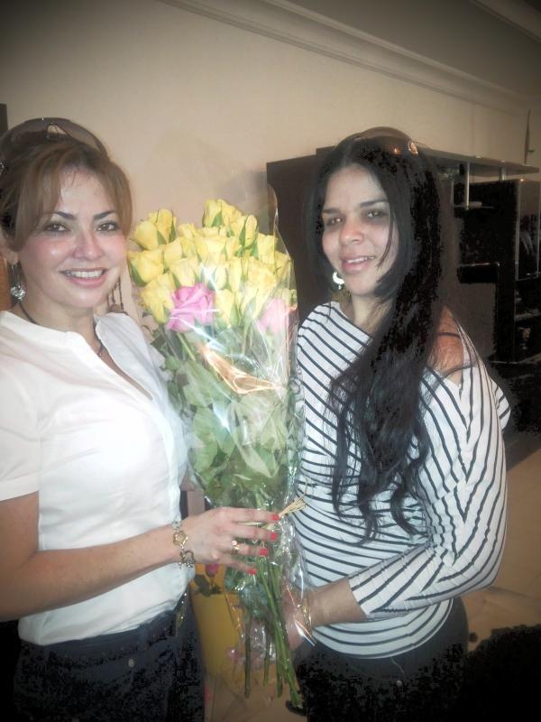 SAINT JOSEPH SANTA MARIA AND VALERIA FLOWER DONATION