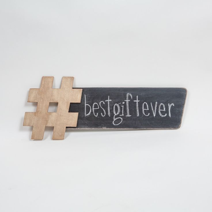 The Original Hashtag Chalkboard 9x24 - VINTAGE GOLD- Twitter, Instagram, Facebook, trending tweets, promotional item, many colors available by gracegraffiti on Etsy https://www.etsy.com/listing/199644173/the-original-hashtag-chalkboard-9x24