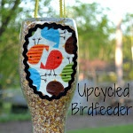 Something fun to do with the kids this coming week for Spring Break!  Make Your Own Birdfeeder