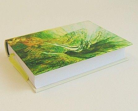 Strażniczki Złota Renu - Hand Made, nasz wyrób na wasze zamówienie | klar rare bookbinding