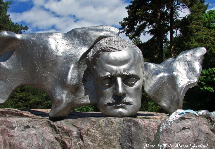 Sibelius-monumentti by Eila Hiltunen 1967, Helsinki
