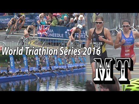 World Triathlon Series | Leeds 2016 - IBOtube