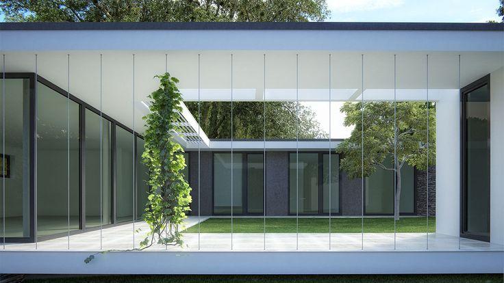 projekt rodinný dům Zlín