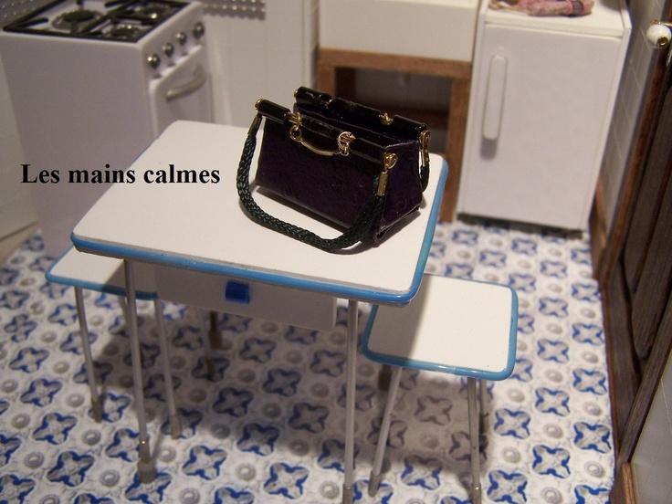 les mains calmes: Un sac pour Mamie Hobbies
