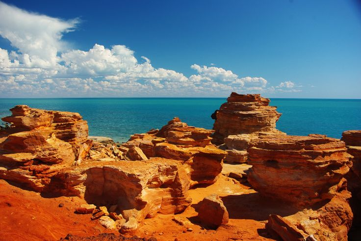Gantheaume Point, Broome, Kimberly, Western Australia