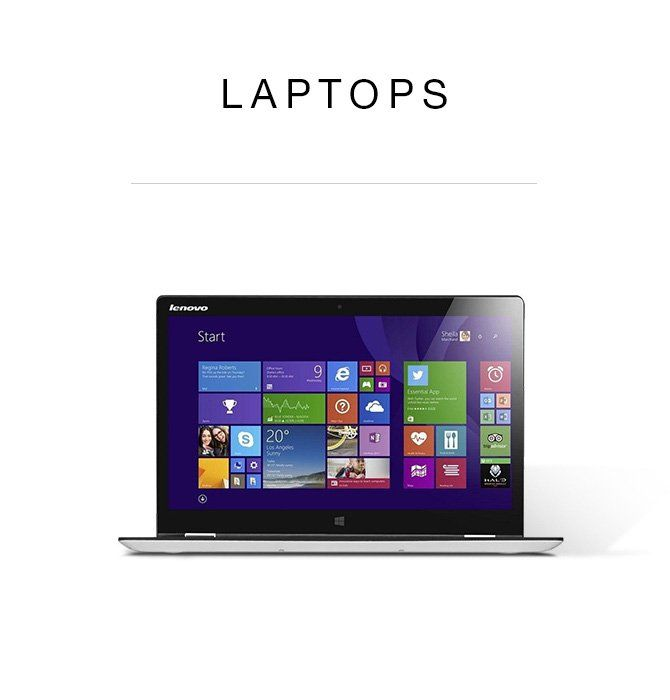 Certified Refurbished Laptops