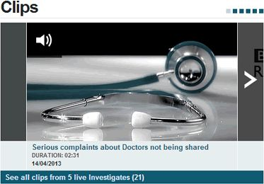 Interview on #medical #accidents on BBC with Ed Fletcher, a medical negligence solicitor at Fletchers Solicitors. See: http://themedicallawyer.org/medical-negligence/medical-register-interview-on-5live/