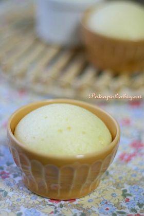 「チーズ蒸しパン」小春ちゃん | お菓子・パンのレシピや作り方【corecle*コレクル】