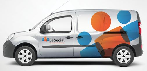 Vehicle Graphics. Turn your company vehicle into a mobile advertising board, from simple logos and contact  www.signgallery.com.au