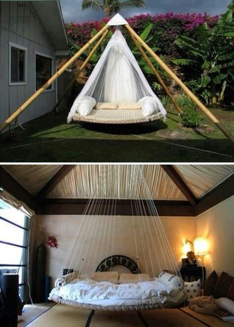 Trampoline Bed Dream Bedrooms Pinterest Trampolines And Beds