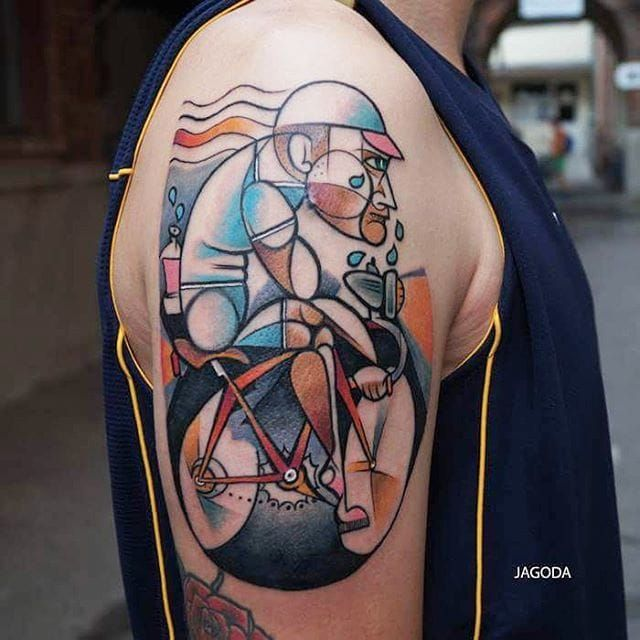 51 best tatoo images on pinterest bike tattoos bicycle tattoo and cycling tattoo. Black Bedroom Furniture Sets. Home Design Ideas