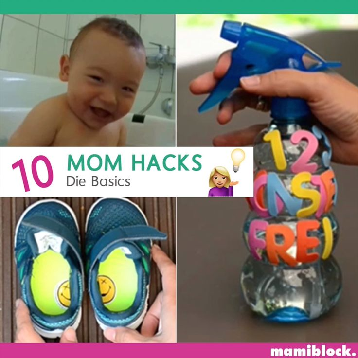 10 Mom Hacks – Die Basic