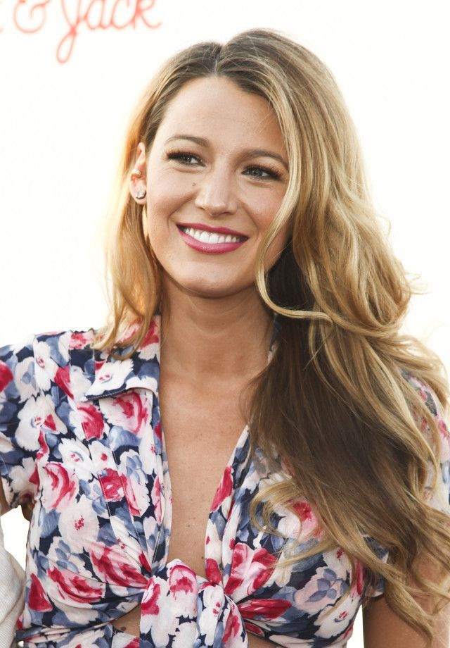 """Blake Lively. """"Fairytales do come true, when you strive with passion to make them happen. As Serena van der Woodsen said it aptly: We make our own Fairytales."""" - Deodatta V. Shenai-Khatkhate"""