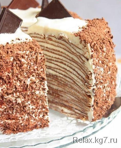 Блинный торт / Болталка / Кулинария