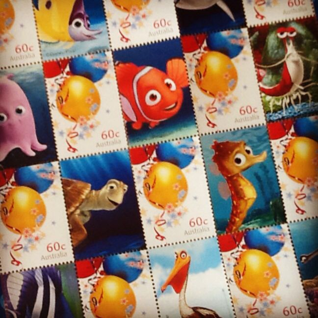 Amazing postage stamp donations, thank everyone we greatly appreciate them :)