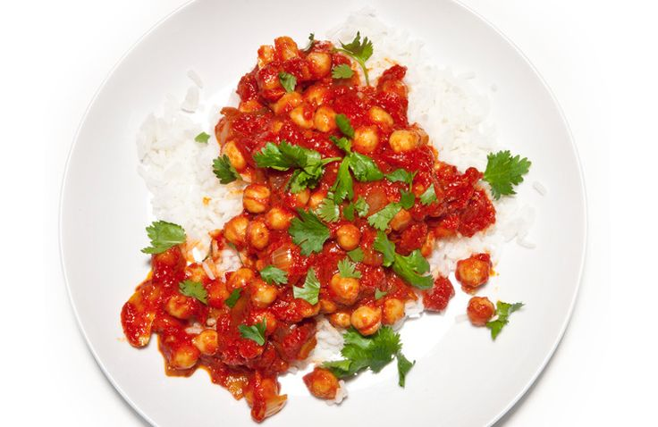 """I went through a big Indian phase years ago and made this recipe so many times that I had to take about a decade off from making it. I've happily rediscovered it—a quick vegetarian main dish, perfect for hectic weeknights."" —Allie Lewis Clapp, food editor"