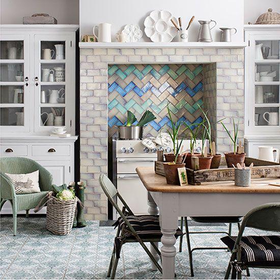 107 best kitchen walls