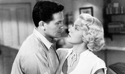 John Garfield & Lana Turner in The Postman Always Rings Twice (1946). This movie is essential viewing.
