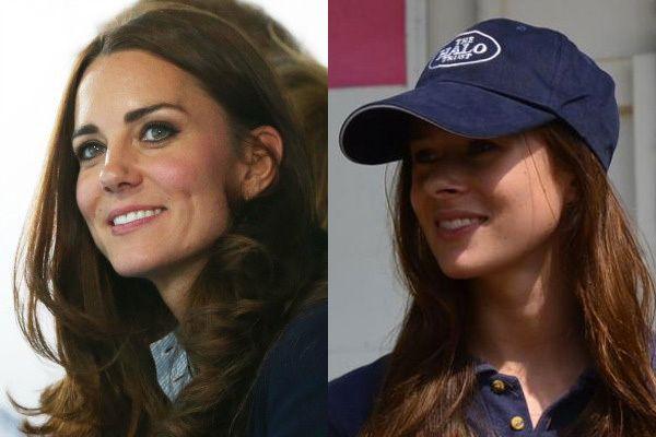 Prince Harry's Girlfriend Camilla Thurlow Looks Like she'd like to eat Kate Middleton | OK! Magazine