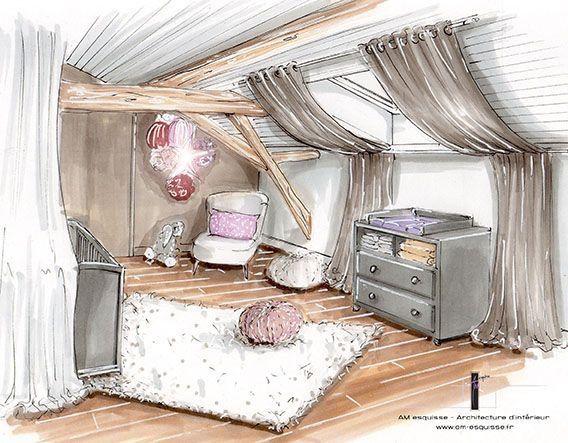 Meilleures Idées de Cuisine » dessin d une chambre en perspective ...