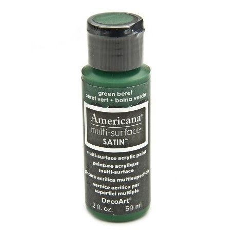 Multisurface Satins - Boina verde