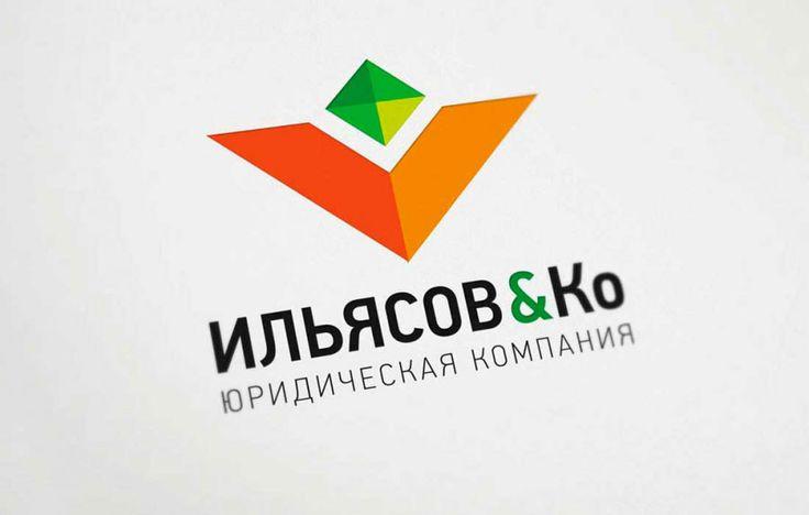Логотип Ильясов&Co