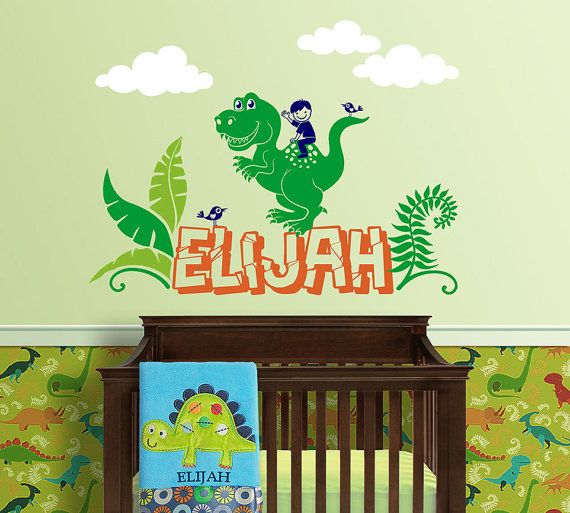 Best Hot Air Balloon Vinyl Decals For Nursery Or Childs Room - Custom vinyl wall decals dinosaur