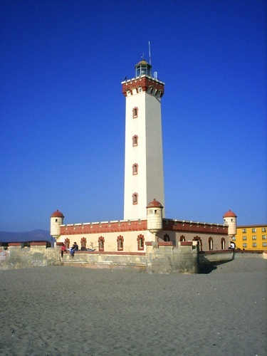 Faro de La Serena, Chile